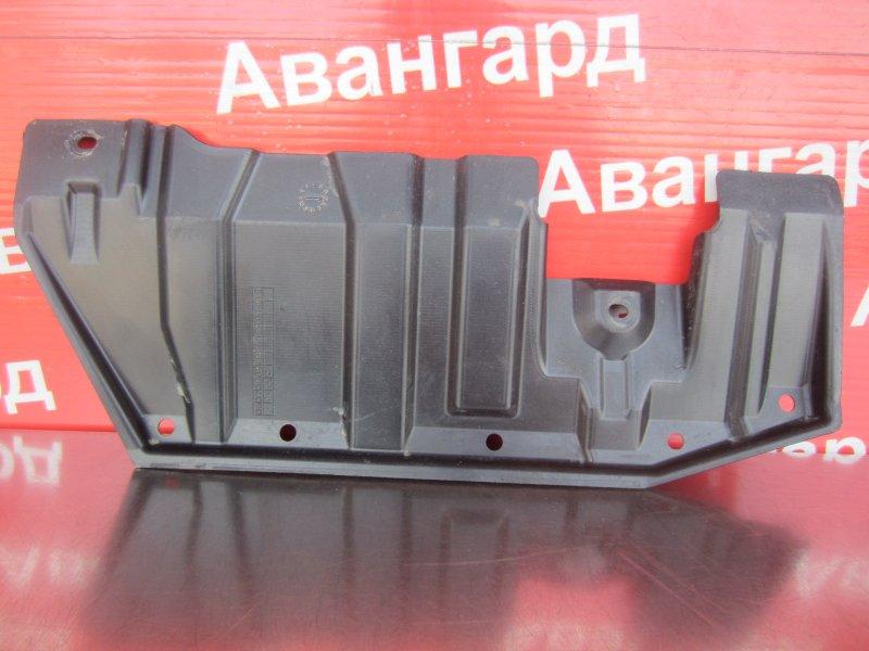 Защита днища Mitsubishi Lancer X СЕДАН 2007 правая нижняя