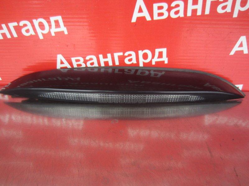 Дополнительный стоп сигнал Mitsubishi Lancer X SPORTBACK 2009 задний