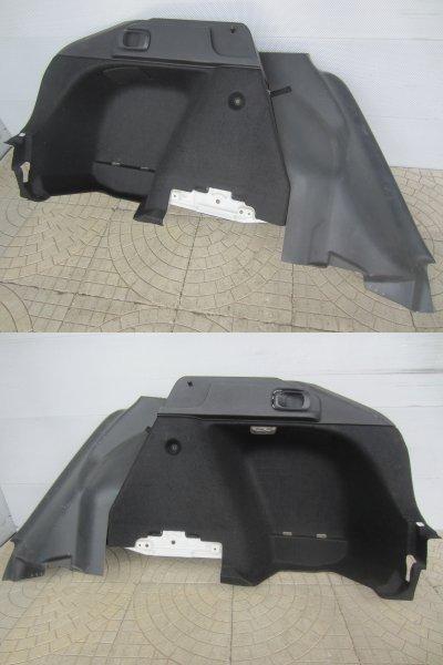 Обшивка багажника Mitsubishi Lancer X SPORTBACK 2009 задняя