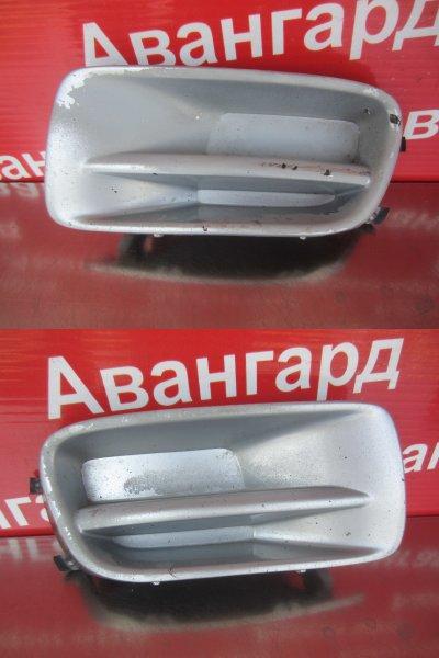 Заглушка переднего бампера Nissan Sunny B14 1997 передняя