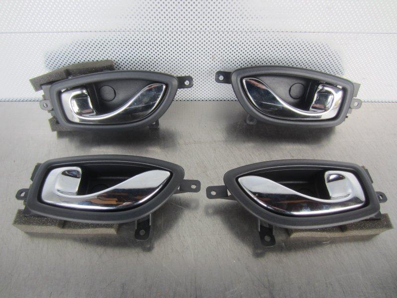 Ручка двери внутренняя Renault Koleos 2TR 2008