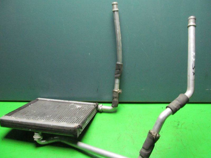 Радиатор печки Bmw E53 2001