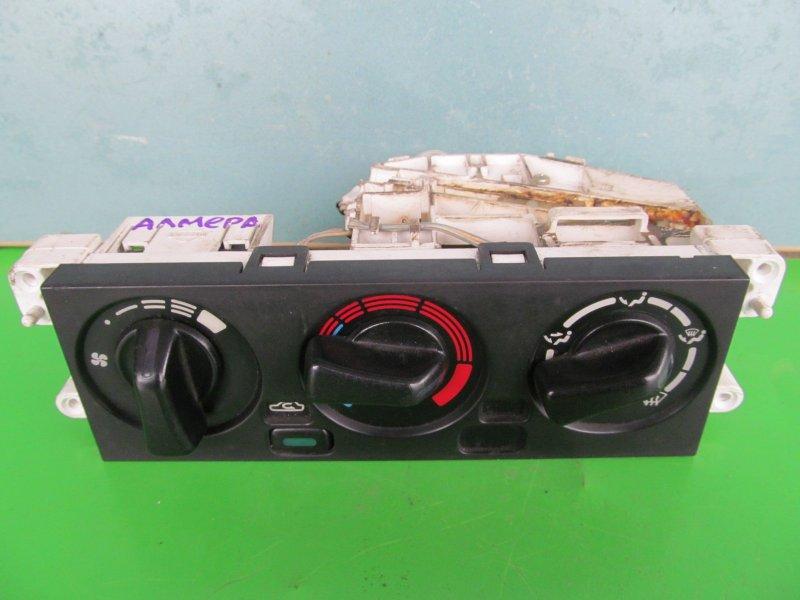Блок управления печкой Nissan Almera N15 1998