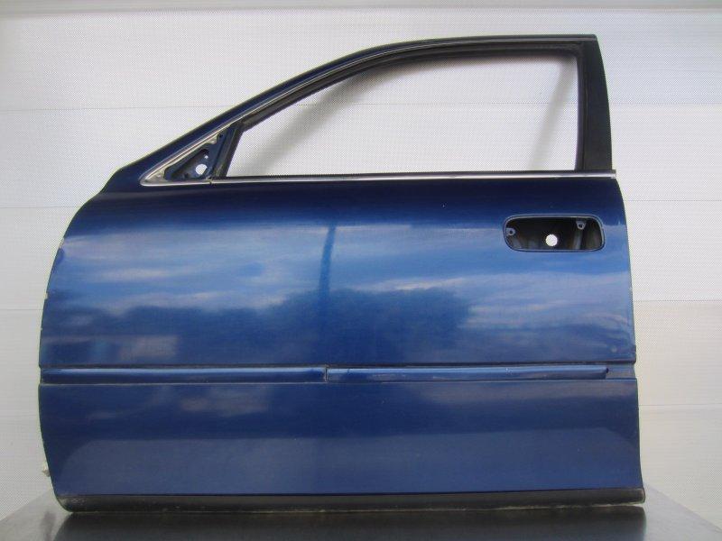 Дверь Toyota Camry Sv30 1993 передняя левая