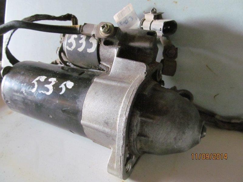 Стартер Bmw E39 E39 M62B35TU 2001