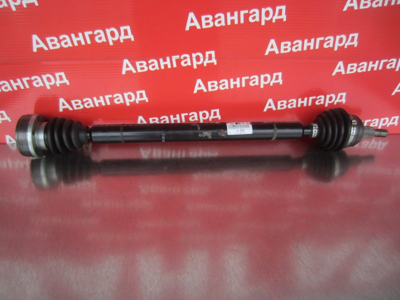 Привод Skoda Octavia A4 BCA 2009 передний правый