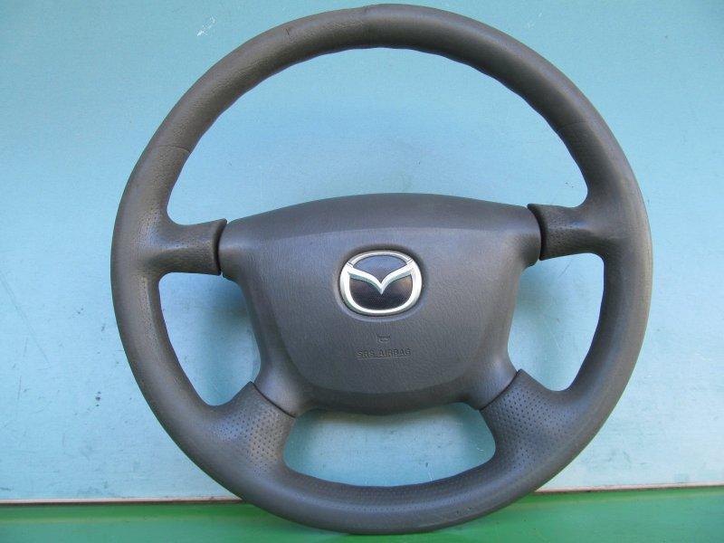 Руль Mazda Capella Gf УНИВЕРСАЛ 2000