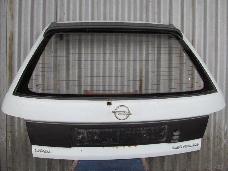Крышка багажника Opel Astra F ХЕТЧБЭК 1997