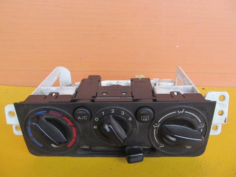 Блок управления печкой Mazda Demio Dw 2001