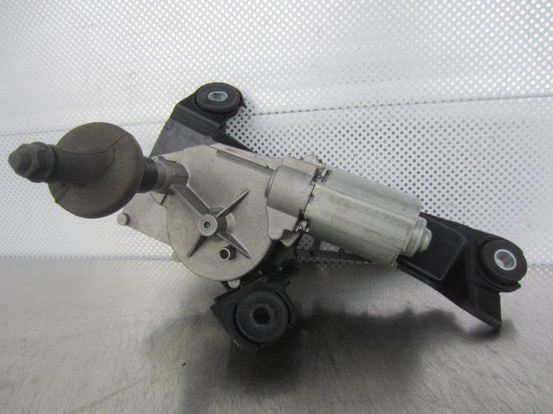 Моторчик заднего стеклоочистителя Renault Koleos 2TR 2008 задний