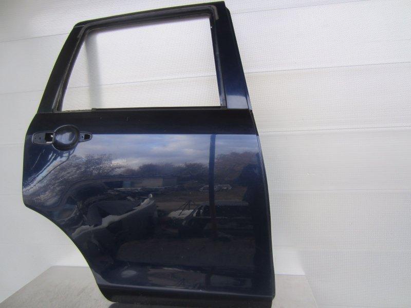 Дверь Mazda Demio Dy 2004 задняя правая