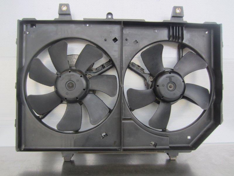 Электровентилятор охлаждения Nissan Liberty M12 PM12 SR20DE 1999