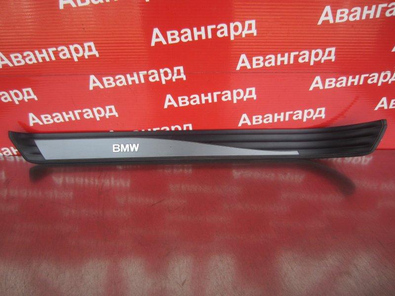 Накладка порога Bmw E60 N52B30 2006
