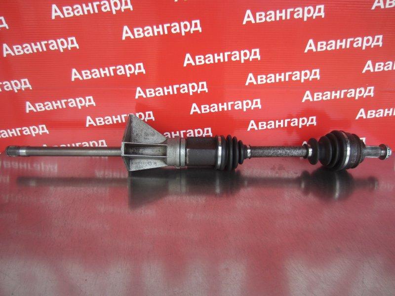 Привод Bmw E53 M62B44TU 2001 передний правый
