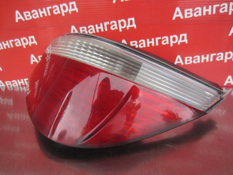 Фонарь Bmw E60 N52B30 2006 задний правый