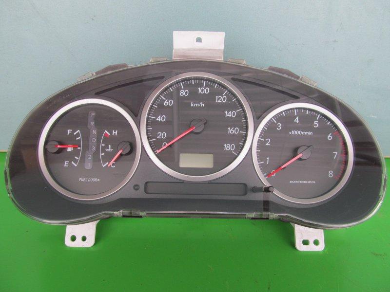 Щиток приборов Subaru Impreza Gg 2003