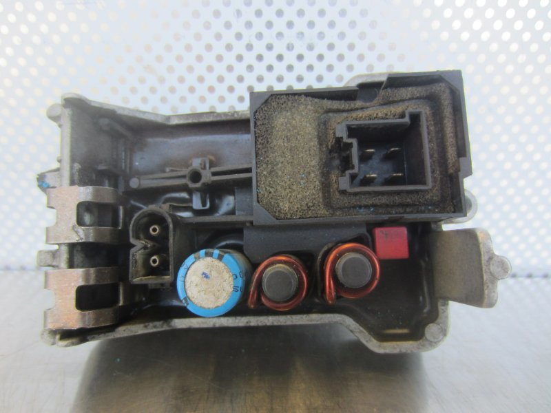 Реостат печки Mercedes-Benz W220 2000