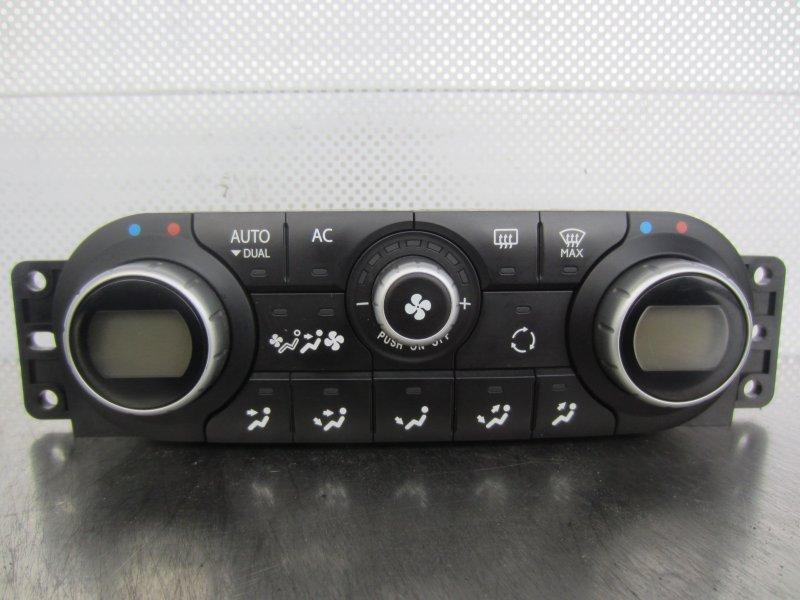 Блок управления печкой Renault Koleos 2TR 2008