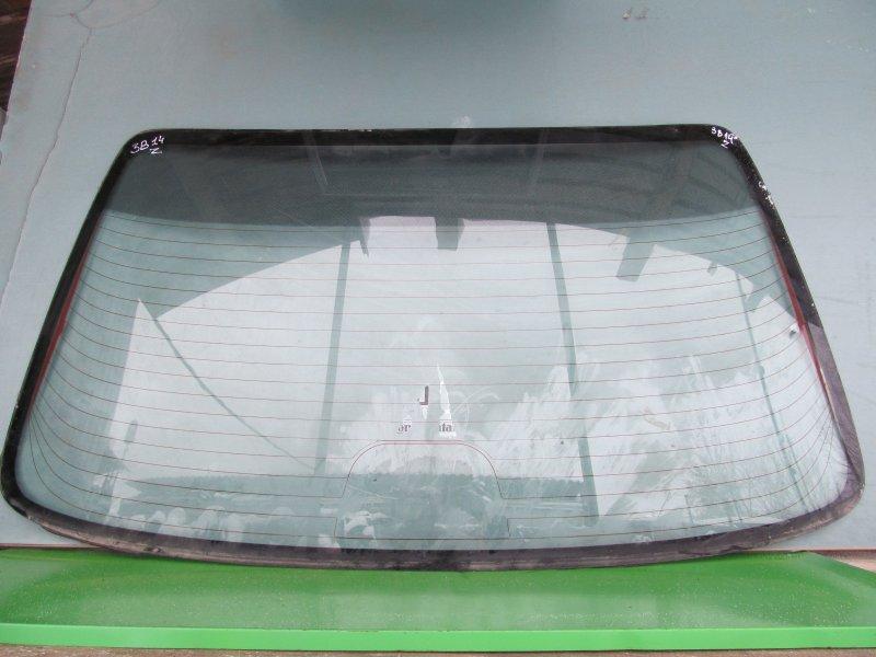 Стекло заднее Nissan Sunny B14 1997 заднее