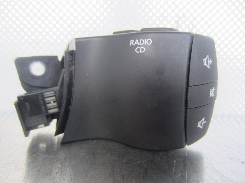 Подрулевой переключатель аудио Renault Koleos 2TR 2008