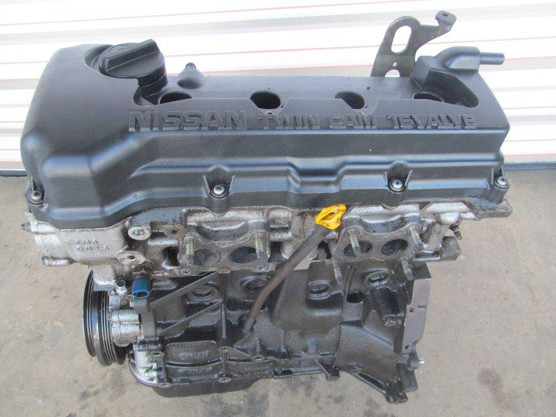 Двигатель Nissan Ad (Y11) QG13DE 2001