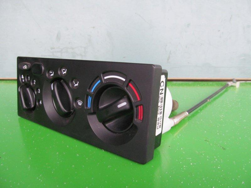 Блок управления печкой Daewoo Nexia 2006