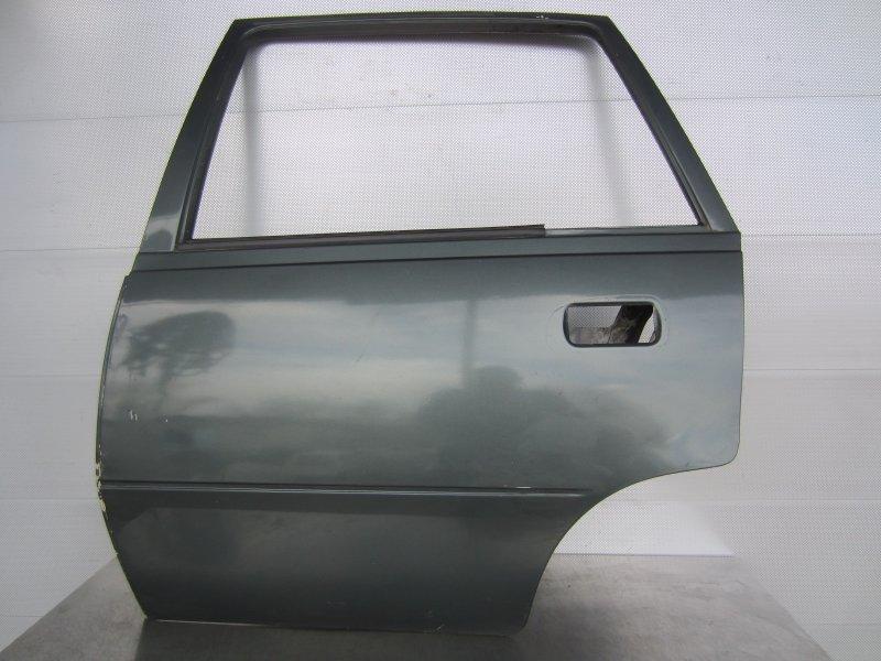 Дверь Daewoo Nexia 2007 задняя левая
