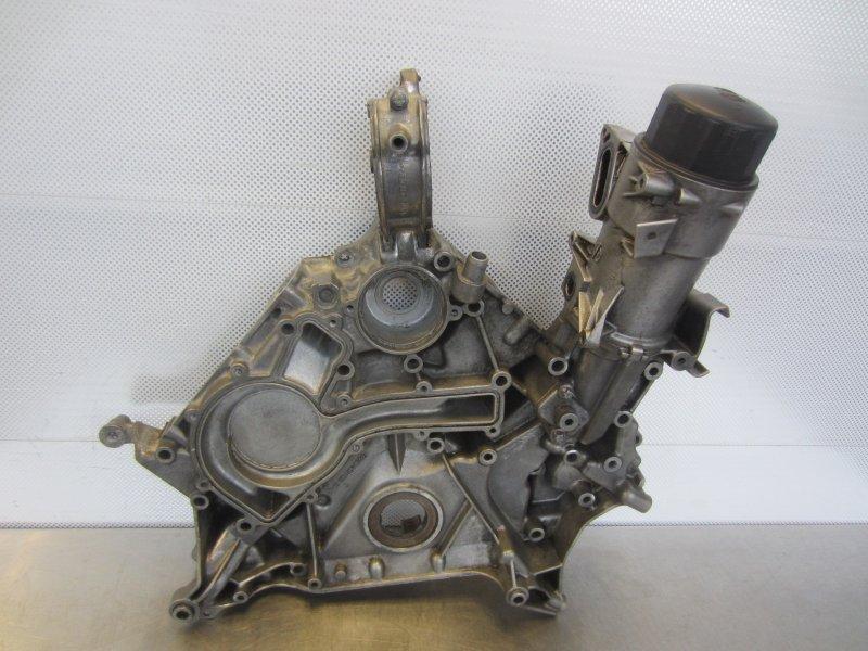 Крышка двигателя Mercedes-Benz W220 М113 1999 передняя