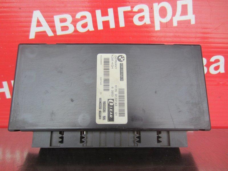 Блок управления kgm Bmw E60 2006