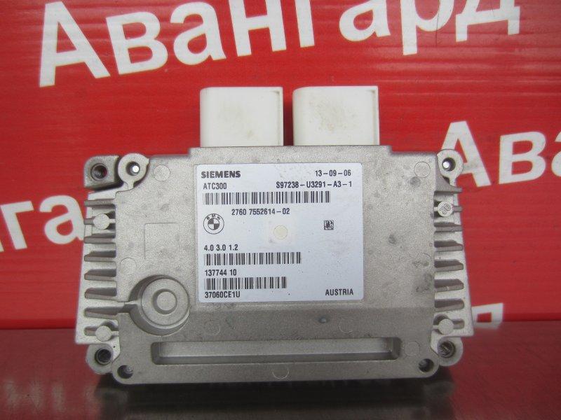 Блок управления раздаткой Bmw E60 N52B30 2006