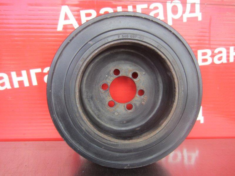 Шкив коленвала Bmw E60 N52B30 2006