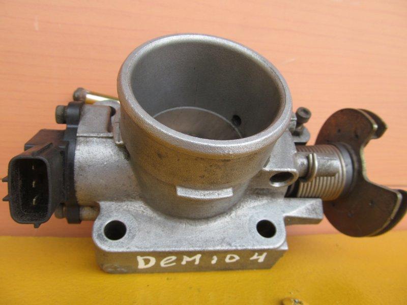 Дроссельная заслонка Mazda Demio Dw B3 2001