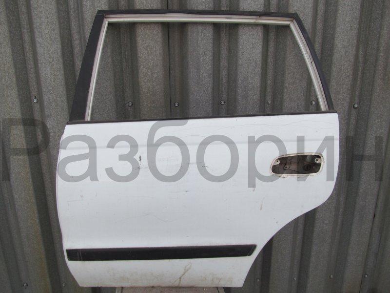 Дверь Toyota Caldina 190 задняя левая