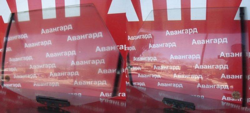 Стекло двери Audi 100 443 1988 заднее