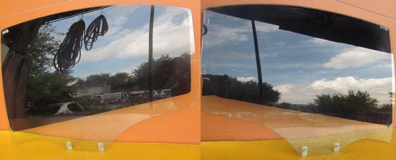 Стекло двери Chery M11 ХЕТЧБЭК 2011 заднее