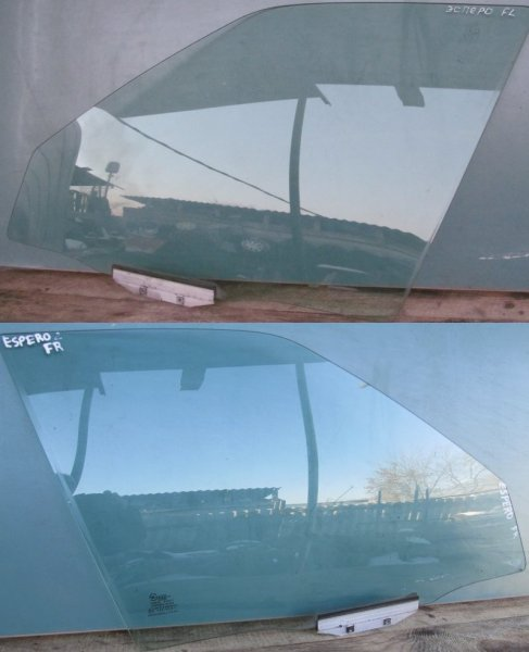 Стекло двери Daewoo Espero 1999 переднее
