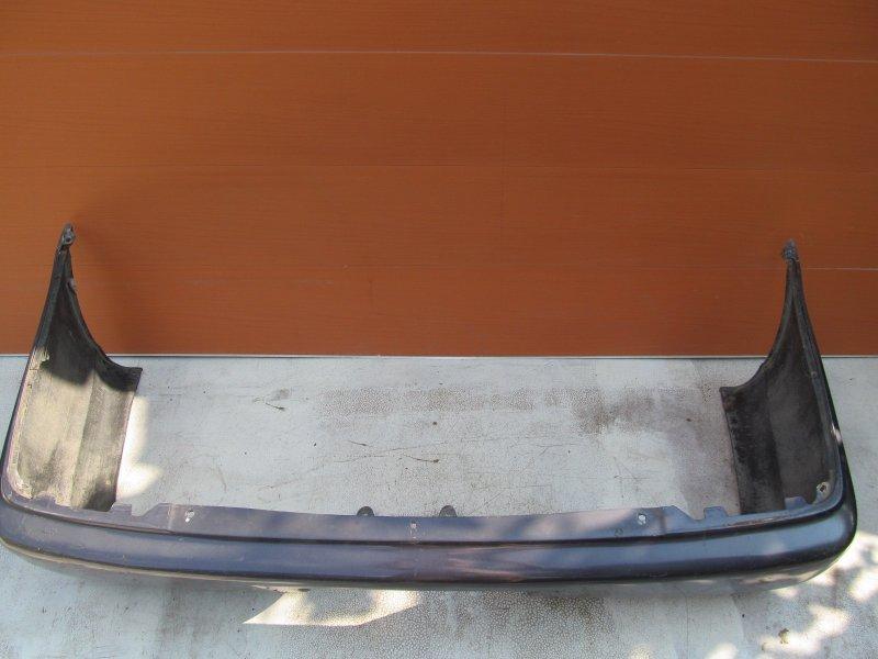 Бампер Toyota Corolla 100 1993 задний