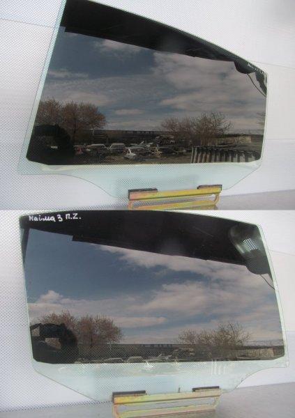 Стекло двери Haima 3 ХЕТЧБЭК 2011 заднее