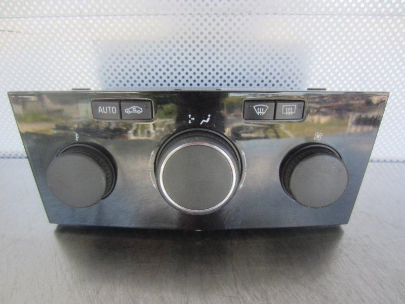 Блок управления печкой Opel Astra H 2008