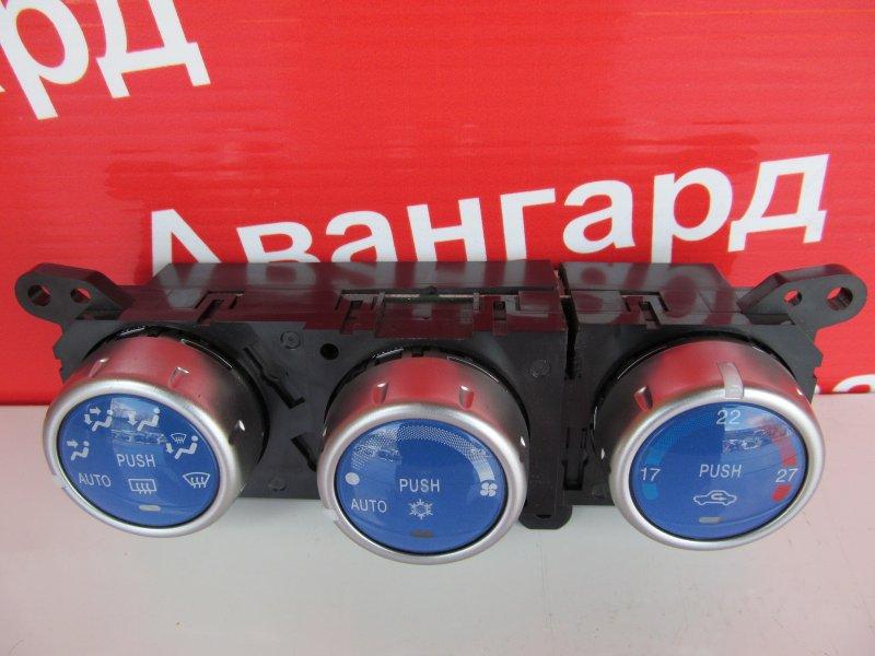 Блок управления печкой Mitsubishi L200 KB4T 2011