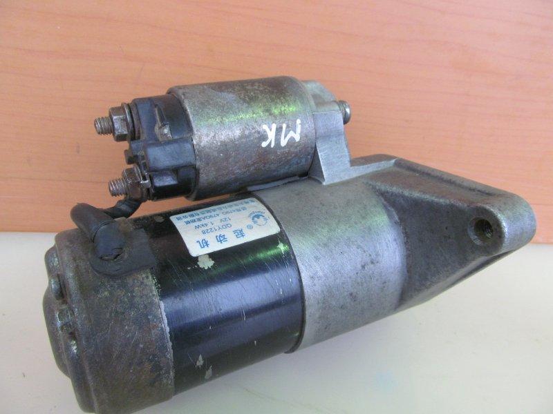 Стартер Geely Mk MR479QA 2012
