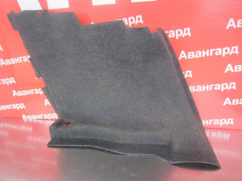 Обшивка багажника Bmw E60 N52B30 2006 задняя левая