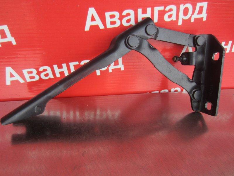 Кронштейн капота Bmw E60 N52B30 2006 передний