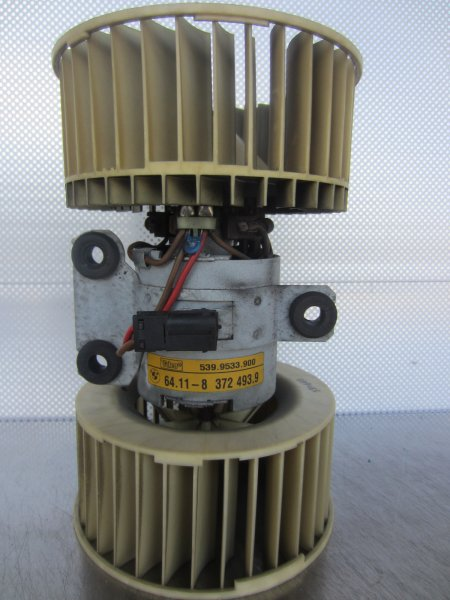 Моторчик печки Bmw E39 1998