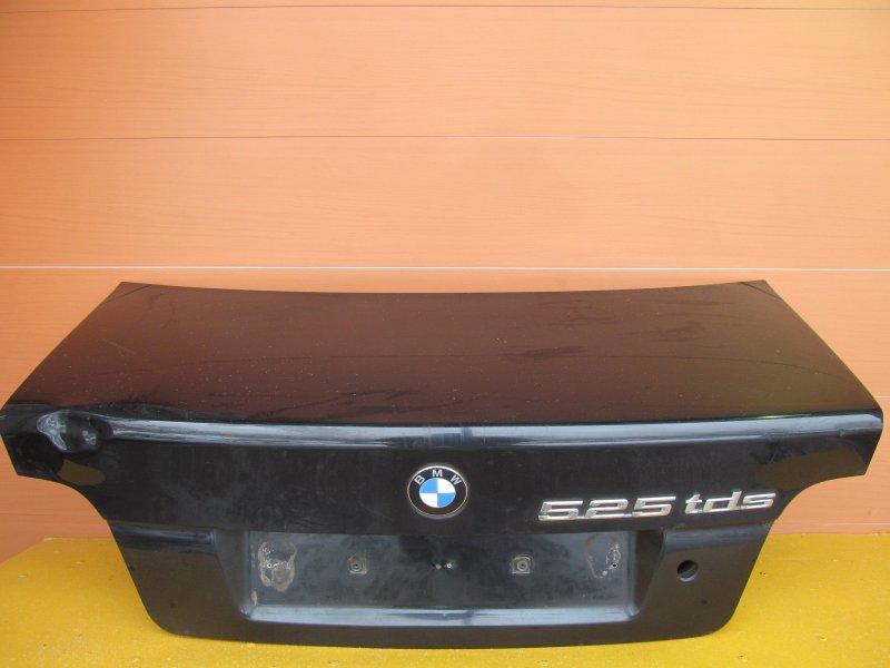 Крышка багажника Bmw E39 1998