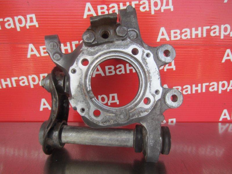 Кулак Bmw E60 N52B30 2006 задний