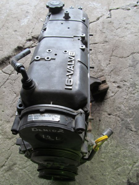 Двигатель Mazda Demio Dw B3 2001