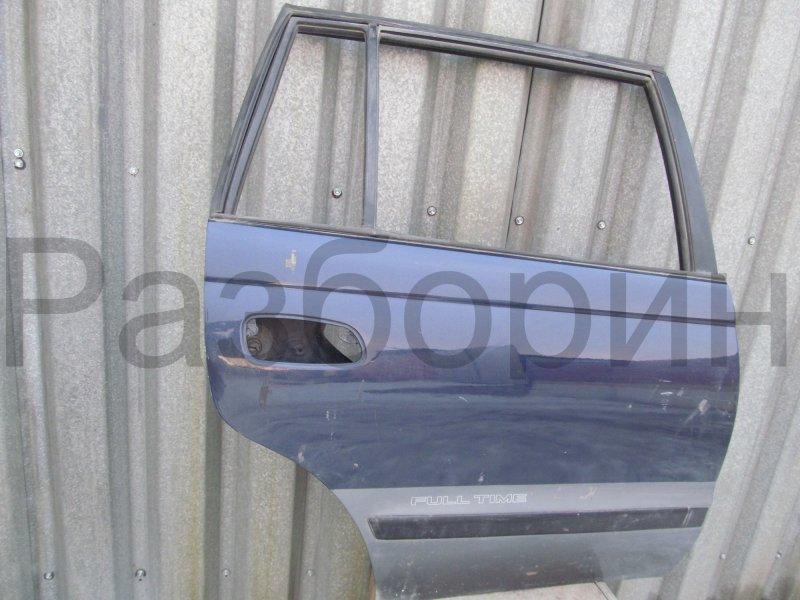 Дверь Toyota Caldina 190 задняя правая