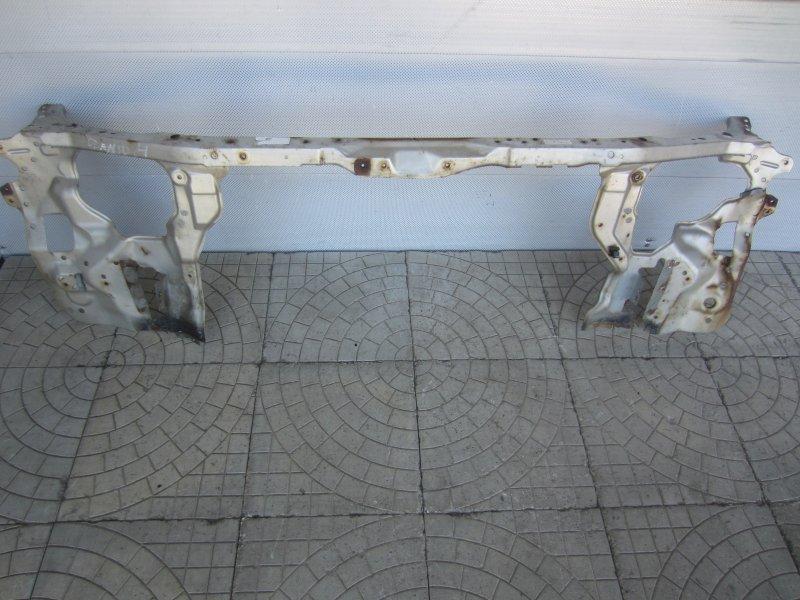 Панель передняя Mazda Demio Dw 2001 передний