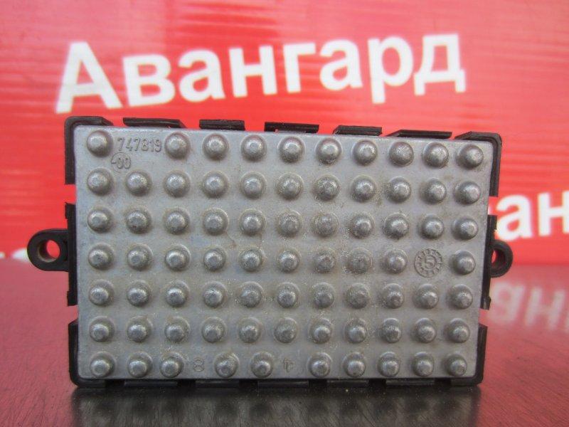 Реостат печки Bmw E60 N52B30 2006